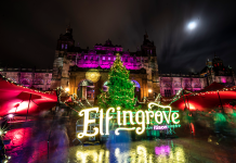 Elvingrove Entrance - Scottish news