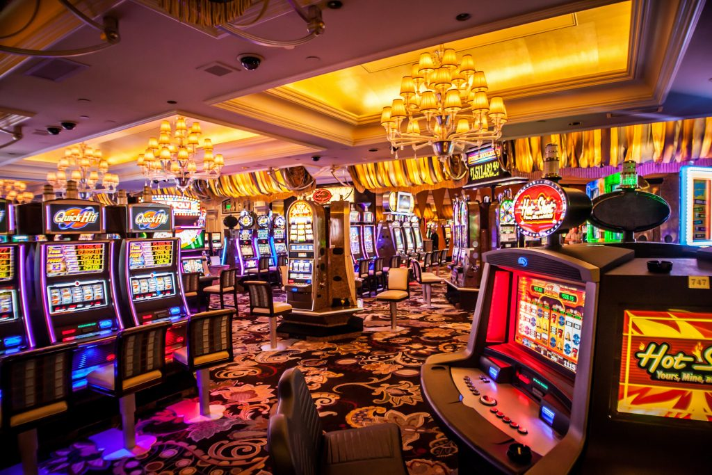 casino - scottish crime news