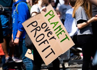 climate protest - research news scotland