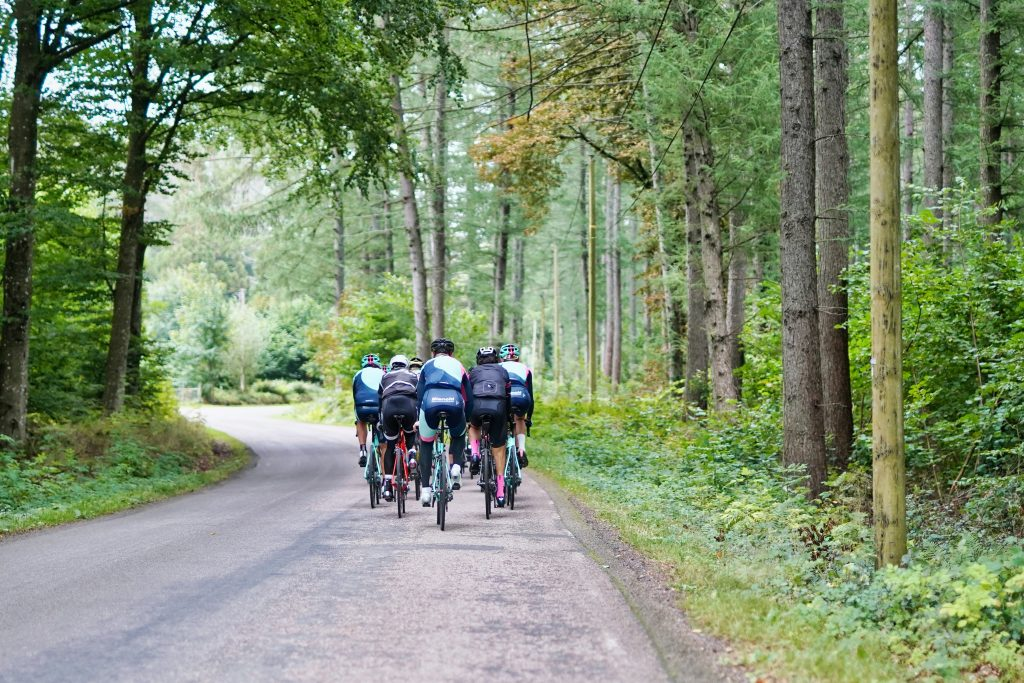 people cycling - travel news scotland