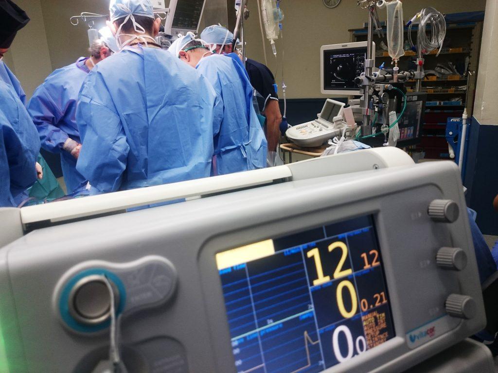 hospital - travel news scotland
