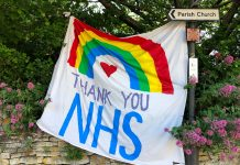 NHS sign - health news scotland