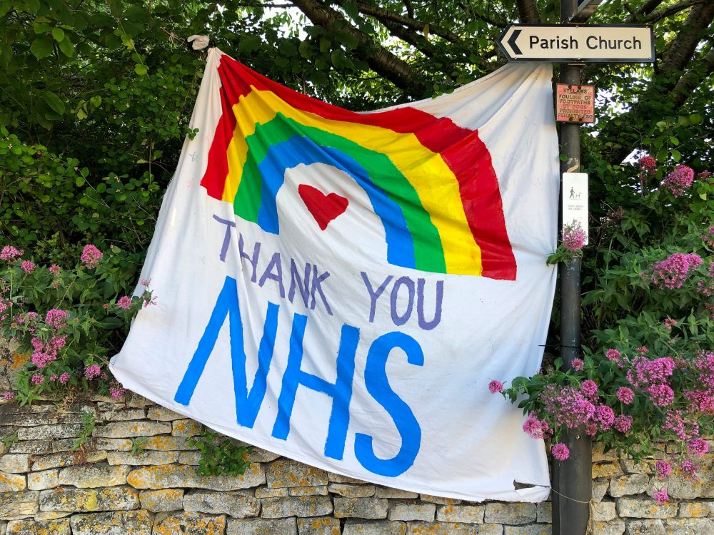 nhs sign- health news scotland