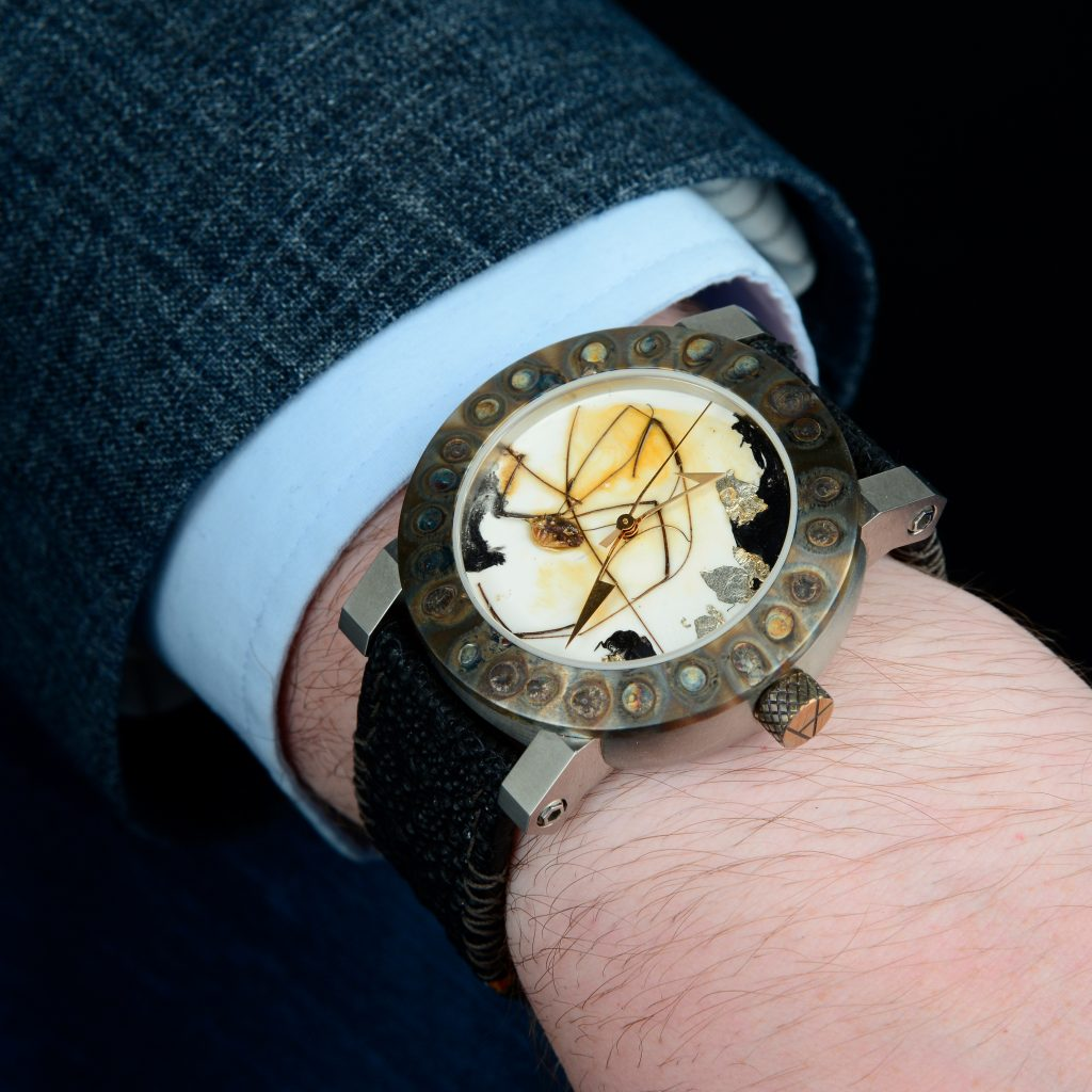 Spider watch - entertainment news scotland