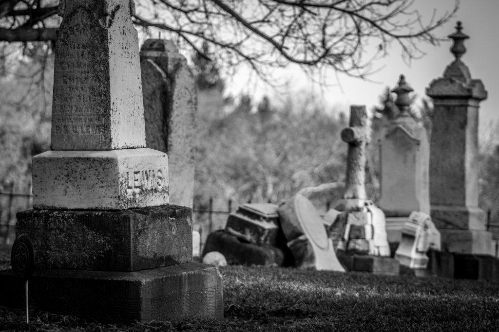 graveyeard - scottish crime news