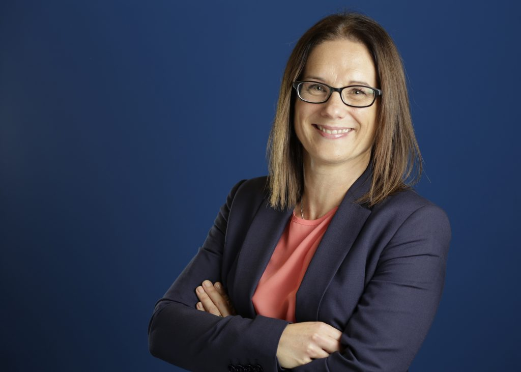 Louise Powrie, Director of Financial & Professional Services at Core-Asset Consulting Scottish business news
