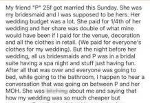 Friend having traditional wedding - wedding news