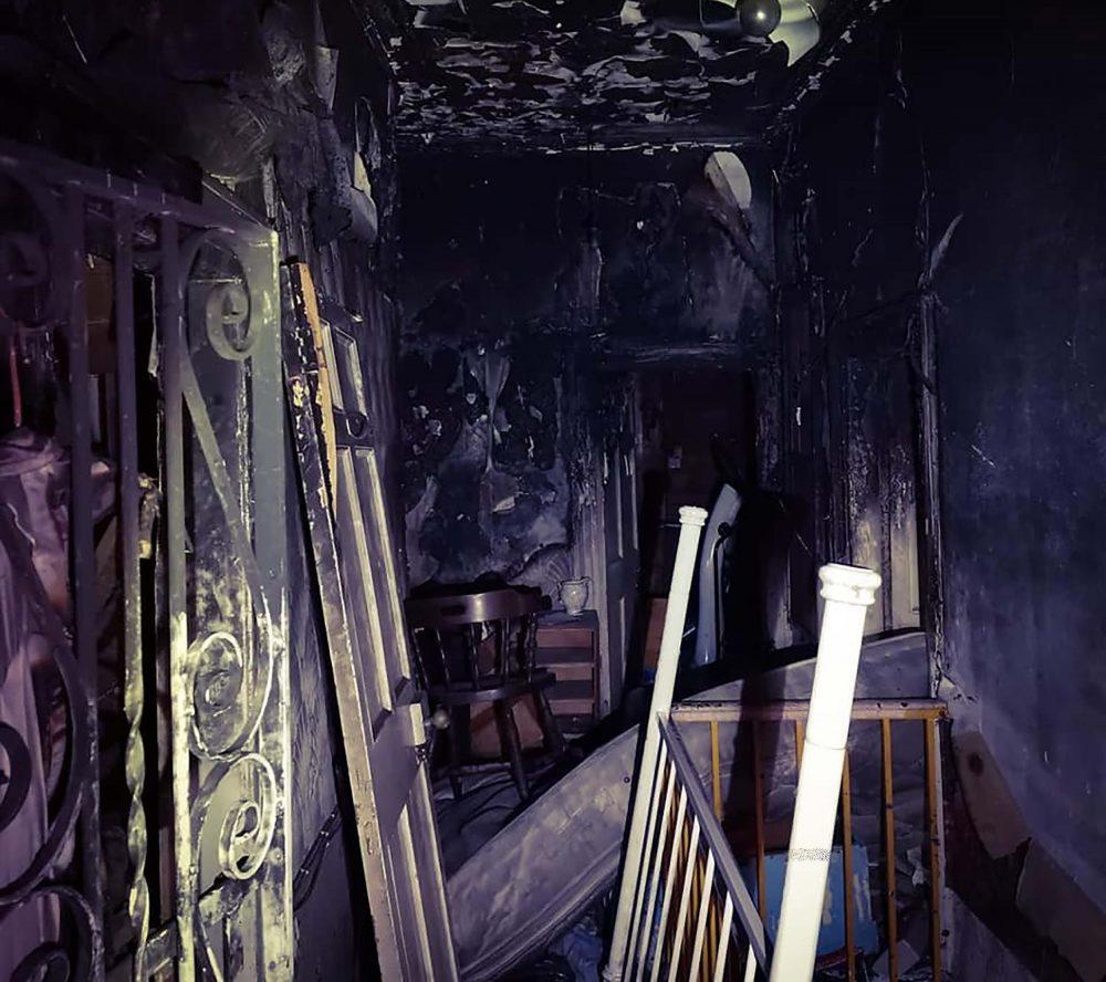 Inside the house - UK News