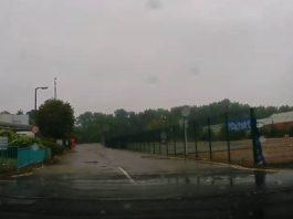 Raw Dykes Road - Dashcam News UK