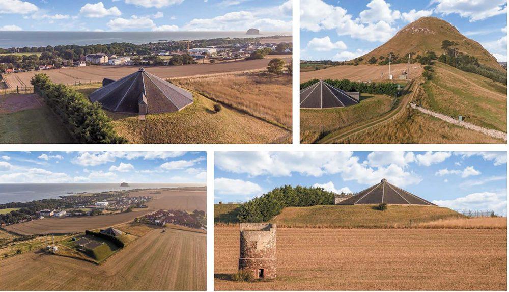 A montage of the property - Scottish Property News