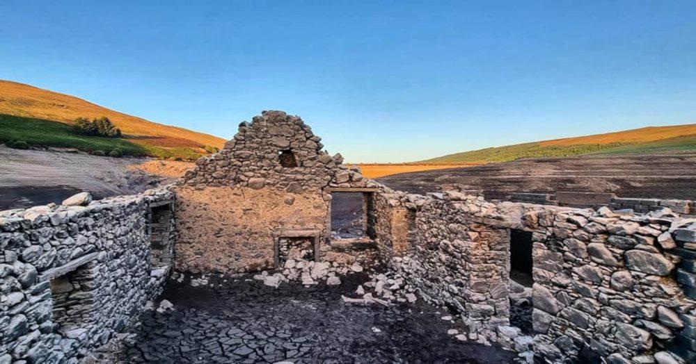 Inside upper Glendevon reservoir - Scottish News