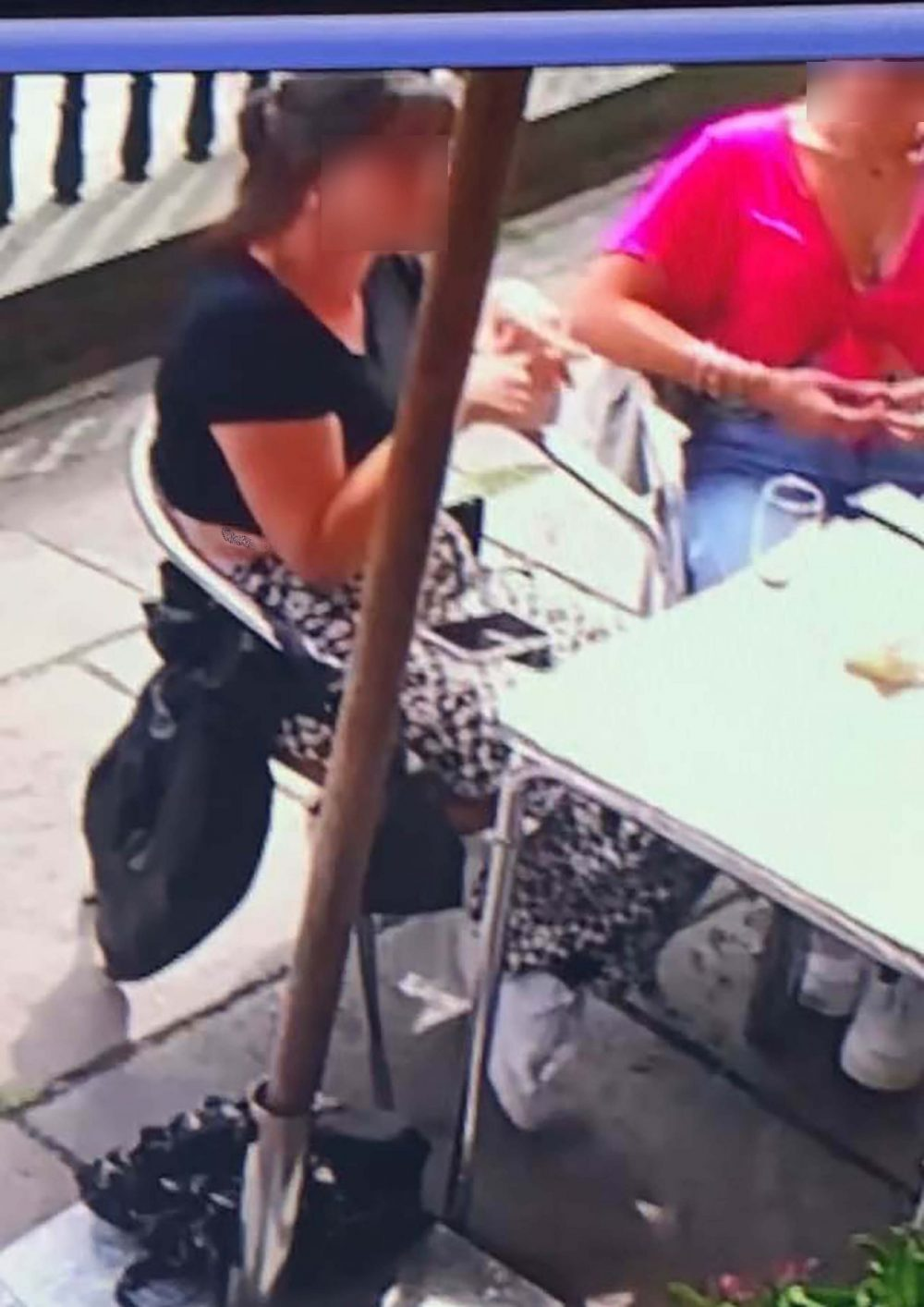 Maxies Bistro CCTV outside - Food and Drink News Scotland