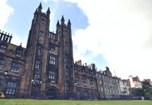 University of Edinburgh - climate change