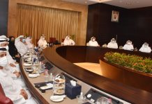 Sharjah Chamber of Commerce and Industry board of directors
