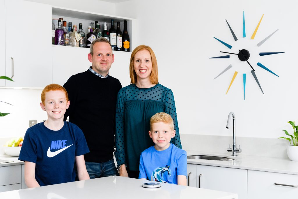 Property PR, Colin Stewart and family 2