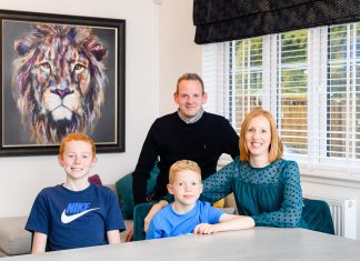 Property PR, Colin Stewart and family 4
