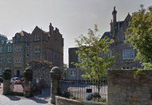 St Leonards school in St Andrews where the teacher worked.