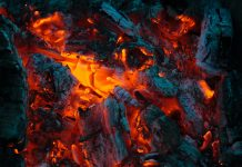 Burning coals are a polluting cooking fuel - Research News Scotland