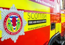 Scottish Fire and Rescue Service Engine - News